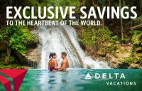 delta vacations - save in jamaica!