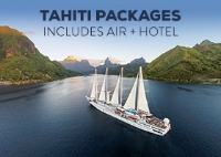 discover tahiti with windstar!